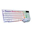 رخيصةأون لوحات المفاتيح-لوحة المفاتيح ويندوز 2000 / XP / VISTA / 7 / نظام التشغيل ماك USB سلكية& فأر