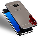 povoljno Maske/futrole za Galaxy S seriju-Θήκη Za Samsung Galaxy S7 edge / S7 / S6 edge plus Pozlata Stražnja maska Jednobojni PC