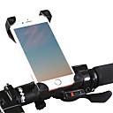 رخيصةأون اكسسوارات دراجة أخرى-حامل الجوال للدراجة قابل للتعديل خفة الوزن 360 درجة طيران إلى دراجة الطريق دراجة جبلية BMX ABS PVC iPhone X iPhone XS iPhone XR ركوب الدراجة أسود أسود / أحمر 1 pcs / مريح