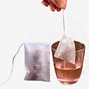 رخيصةأون أدوات الشاي-وارتفعت جودة عالية 100pcs التي كثيرا أكياس / الشاي سلسلة شفاء ختم ورق الترشيح تيباج للعشب أكياس الشاي فضفاض أكياس الشاي زهرة
