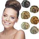 رخيصةأون أقراط-شعر مستعار صناعي إطالة الشعر مجعد كلاسيكي Clip In يوميا جودة عالية
