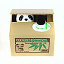 olcso Dice és Chips-Itazura Persely Lopás Coin Bank Cuki Elektromos Panda Műanyag Felnőttek Fiú Lány Játékok Ajándék