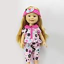 povoljno Gadgeti za kupaonicu-Sharon postavlja 16-inčni doll odjeću princeza haljina šešir modni odjeća pribor tri boje bez bebe