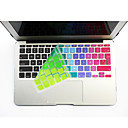 povoljno Zaštita ekrana tableta-SoliconeKeyboard Cover For11.6 '' / 13.3 '' / 15.4 '' Macbook Pro s mrežnice / MacBook Pro / Macbook Air sa mrežnice / MacBook Air