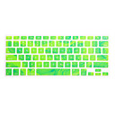 "povoljno MacBook Pro 15"" maske-SoliconeKeyboard Cover For13.3 '' / 15.4 '' Macbook Pro s mrežnice / MacBook Pro / Macbook Air sa mrežnice / MacBook Air"