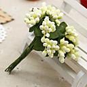 رخيصةأون أزهار اصطناعية-زهور اصطناعية 12 فرع ستايل حديث فاكهة أزهار الطاولة