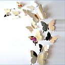 رخيصةأون ملصقات ديكور-حيوانات ملصقات الحائط ملصقات الحائط على المرآة لواصق حائط مزخرفة, الفينيل تصميم ديكور المنزل جدار مائي جدار