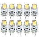 ieftine Îngrijire Unghii-3 W Becuri LED Bi-pin 300-350 lm G4 T 1 LED-uri de margele COB Rezistent la apă Decorativ Alb Cald Alb Rece Alb Natural 12 V / 10 bc / RoHs / CE