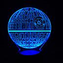 ieftine Ustensile & Gadget-uri de Copt-3D Nightlight Decorativ LED 1 piesă