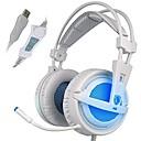 رخيصةأون تزيين المنزل-SADES A6 سماعة الألعاب سلكي الألعاب عزل الضوضاء مع ميكريفون مع التحكم في مستوى الصوت