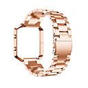 ieftine Ustensile & Gadget-uri de Copt-Uita-Band pentru Fitbit Blaze Fitbit Catarama Clasica Metal / Oțel inoxidabil Curea de Încheietură