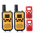 T899BR Walkie Talkie Handheld VOX LCD Display Scan Monitoring 3KM-5KM 3KM-5KM 8 0.5W Walkie Talkie Two Way Radio