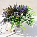 رخيصةأون أزهار اصطناعية-زهور اصطناعية 1 فرع ستايل حديث نباتات أزهار الطاولة