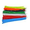 """povoljno MacBook Pro 13"""" maske-100pcs / vreća pričvršćivanje žice self-locking kabel 4x200mm najlonski kabel zip kravate wrap"""