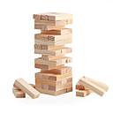 olcso Társasjátékok-Társasjátékok Építőkockák Fahasáb Mini Fa Klasszikus Fiú Lány Játékok Ajándék
