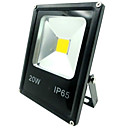 ieftine Becuri Solare LED-20w a condus lumina de inundații 1500lm lumina exterioară ip65 impermeabil cald rece rece de culoare alb ac85-265v