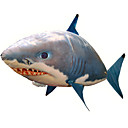 cheap Sensors-RC Shark Remote Control Animal Flying Shark Clown Fish Inflatable Realistic Movement Air Swimmer Nylon 1 pcs Unisex Toy Gift / CE Certified