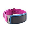 povoljno Kućišta / poklopci za Oneplus-Pogledajte Band za Gear Fit 2 Samsung Galaxy Sportski remen Koža Traka za ruku