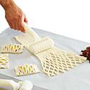 رخيصةأون أدوات الفرن-1pcs خبز مقابض / أداة الخبز / جودة عالية خبز / كعكة / بسكويت / فطيرة / بيتزا بلاستيك قاطعة كعكة وكوكي