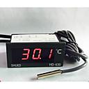olcso Thermometers-led digitális kijelző műszer hőmérő vízhőmérséklet mérő ipari hd630 digitális hőmérséklet kijelző