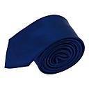 رخيصةأون ربطات عنق-ربطة العنق لون سادة رجالي عتيق / حفلة / عمل