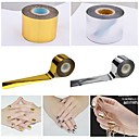 1pcs 3D Nail Stickers nail art Manicure Pedicure Glitters / Fashion Daily / PVC(PolyVinyl Chloride)