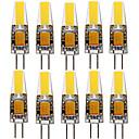 ieftine Spoturi LED-ywxlight® 10pcs g4 1505 4w 300-400lm led bi-pini luminii calde alb rece alb natural naturale alb 360 lumini reflectoare lumina reflectoarelor 12-24v
