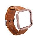 رخيصةأون Huawei أغطية / كفرات-حزام إلى Fitbit Blaze فيتبيت عصابة الرياضة جلد شريط المعصم