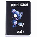 رخيصةأون بروشات-غطاء من أجل Apple iPad Air / iPad (2018) / iPad Pro 11'' حامل البطاقات / مع حامل / قلب غطاء كامل للجسم كارتون قاسي جلد PU