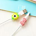 ieftine Instrumente Scris & Desen-Protector cablu de desene animate (1 buc)