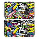 B-SKIN NEW3DSLL USB Bags, Cases Skins Sticker - Nintendo New 3DS LL(XL) Novelty Wireless #