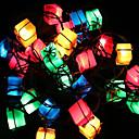 ieftine Pungi & Cutii-Crăciun decorare lumini cadou sac articolul a condus lumina lumina copac lumina de primăvară festival decor