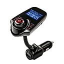 preiswerte Bluetooth Auto Kit/Freisprechanlage-agetunr FM-Transmitter Bluetooth Car Kit MP3-Musik-Player-Radio-Adapter mit Fernbedienung für iPhone / Samsung LG-Smartphone