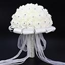 رخيصةأون تزيين المنزل-زهور اصطناعية 1 فرع أسلوب بسيط الورود أزهار الطاولة