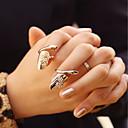 ieftine Îngrijire Unghii-2 pcs Nail Art Kit Bijuterie unghii nail art pedichiura si manichiura Zilnic Glitters / Metalic / Nuntă / Unghiul de bijuterii
