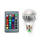 رخيصةأون المكياج & العناية بالأظافر-1PC 3.5 W مصابيح صغيرة LED 220 lm E14 B22 E26 / E27 1 الخرز LED طاقة عالية LED تخفيت جهاز تحكم ديكور RGB 85-265 V / قطعة / بنفايات