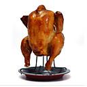povoljno Gadgeti za kupaonicu-non-stick piletina na žaru stalak pržionica