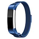 رخيصةأون قيود ساعات-حزام إلى Fitbit Alta فيتبيت عقدة ميلانزية ستانلس ستيل شريط المعصم