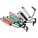 povoljno Mobitel čari-szkinston 8-u-1 metak Kapacitivni touch olovka s anti-sumraka plug metali kapacitivnosti olovkom za iPhone / iPod / iPad / Samsung i druge