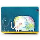 """رخيصةأون ماك بوك برو 15 """"الحالات-MacBook صندوق / حالات المحمول حيوان بلاستيك إلى MacBook Air 13-inch / MacBook Pro 13-inch / MacBook Air 11-inch"""