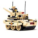 رخيصةأون حافظات / جرابات هواتف جالكسي J-أحجار البناء كتل عسكرية مجموعة ألعاب البناء دبابة جندي متوافق Legoing حداثة للصبيان للفتيات ألعاب هدية / ألعاب تربوية