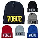 ieftine Îngrijire Unghii-Pălării Keep Warm Comfortabil pentru Baseball Literă & Număr Modă Bumbac