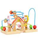 ieftine Produse Fard-Jucării Educaționale Castel Casă Creative Lemn Băieți Fete Jucarii Cadou