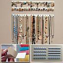 رخيصةأون خزانة المكياج و المجوهرات-بلاستيك بيضوي للسفر الصفحة الرئيسية منظمة, 1PC منظمو المجوهرات