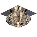 ieftine Becuri LED Plafon-LightMyself™ Montaj Flush Lumină Spot Crom Cristal, Stil Minimalist 110-120V / 220-240V Bec Inclus / G4