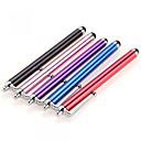 ieftine Decorațiuni Mobil-szkinston 5-in-1 noi serii stil capacitiv metale cu ecran tactil stylus pen pen galvanică capacitate pentru iPhone / iPod / iPad / Samsung