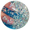 ieftine Legături Fundă-1440pcs Nail Art Kit Bijuterie unghii Ștrasuri Pentru nail art pedichiura si manichiura Zilnic Glitters / Nuntă / Modă / Unghiul de bijuterii