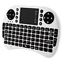 رخيصةأون لوحات المفاتيح-LITBest UKB-500 لاسلكي / 2.4GHz اللاسلكية لوحة المفاتيح مكتب ميني هادئ 92 pcs مفاتيح