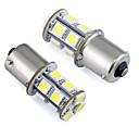 رخيصةأون المكياج-2pcs سيارة لمبات الضوء 1W SMD 5050 LED الضوء الخلفي