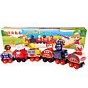 povoljno Muški satovi-Magnetne igračke Poučna igračka Train S magnetom Noviteti Dječaci Igračke za kućne ljubimce Poklon